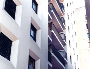STRATA & COMMERCIAL Facade of a residential building 24/7 Emergency Electrical Service Newcastle - Powellect